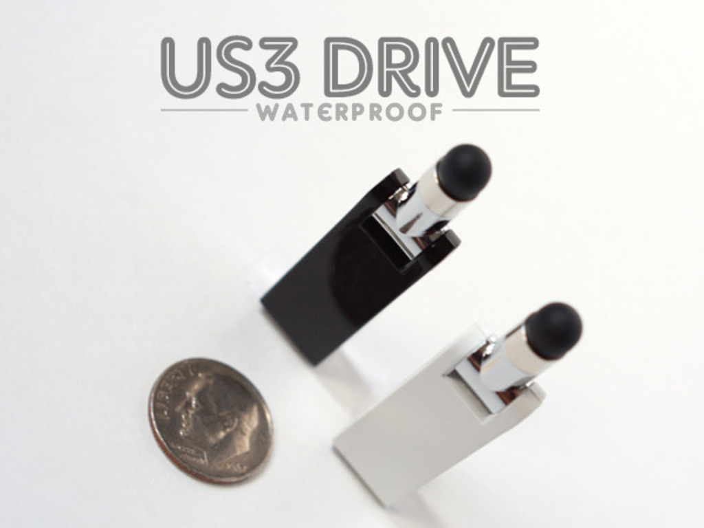 USB Drive - Waterproof Drive, Stylus & Smartphone Stand's video poster