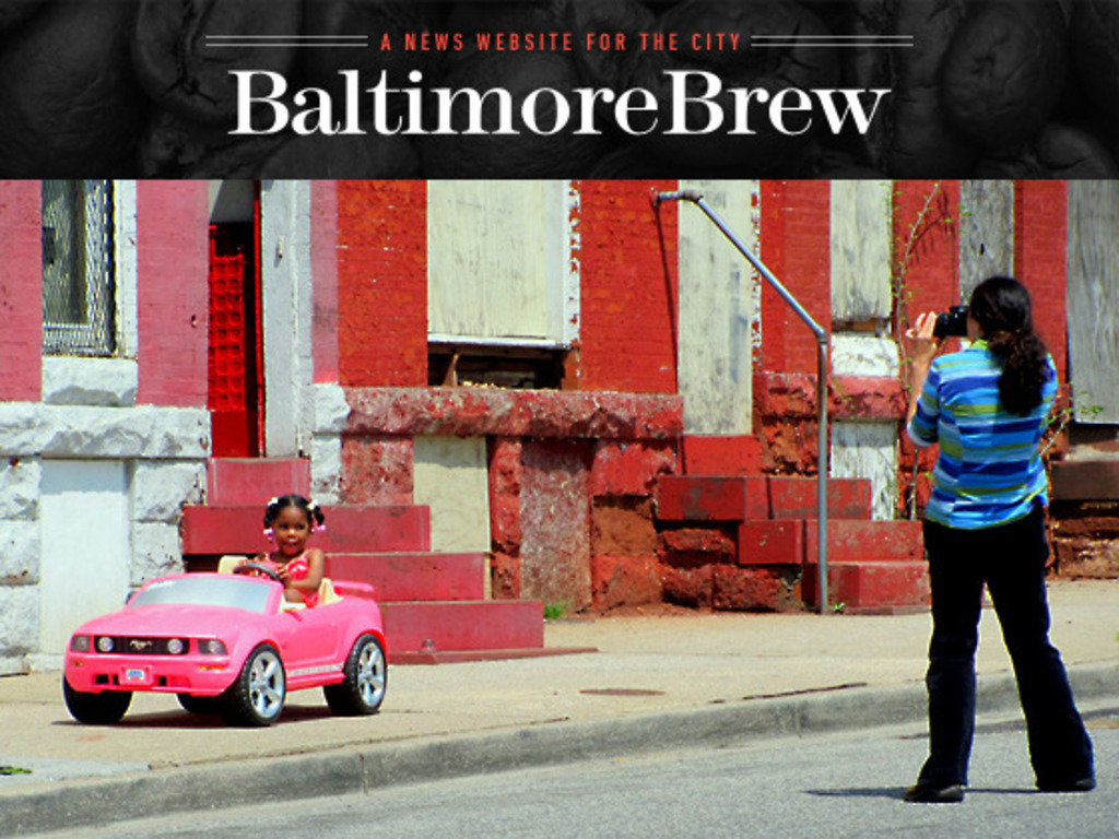 Baltimore Brew: A News Website For The City's video poster