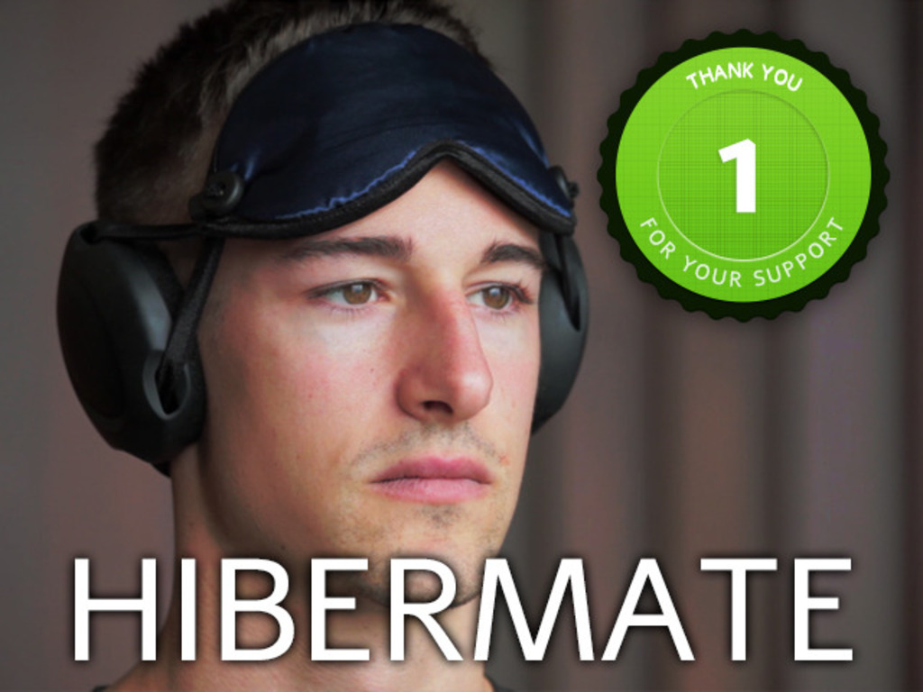 The World's First Super-Soft Ear Muff for Sleeping's video poster