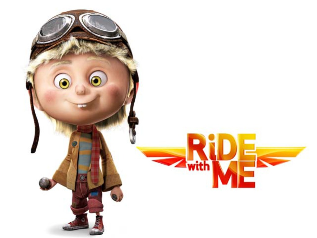 Ride With Me Short Film's video poster