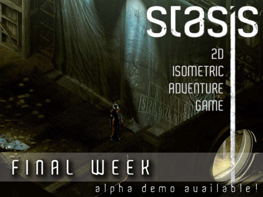 STASIS - 2D Isometric SciFi Horror Adventure Game.'s video poster