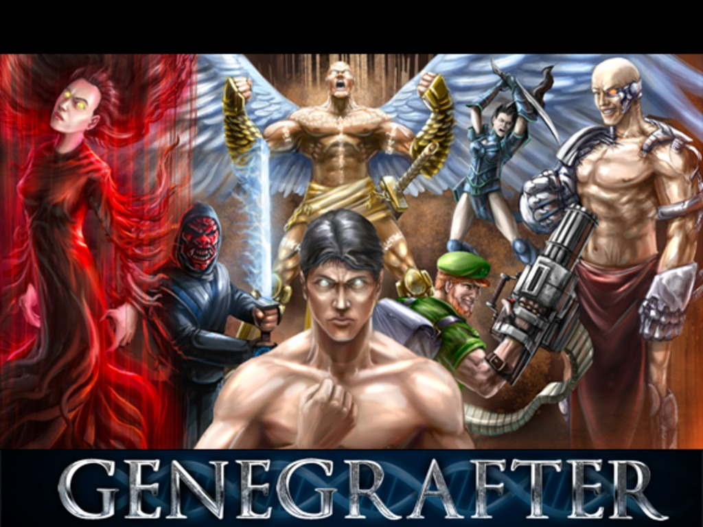 Genegrafter's video poster