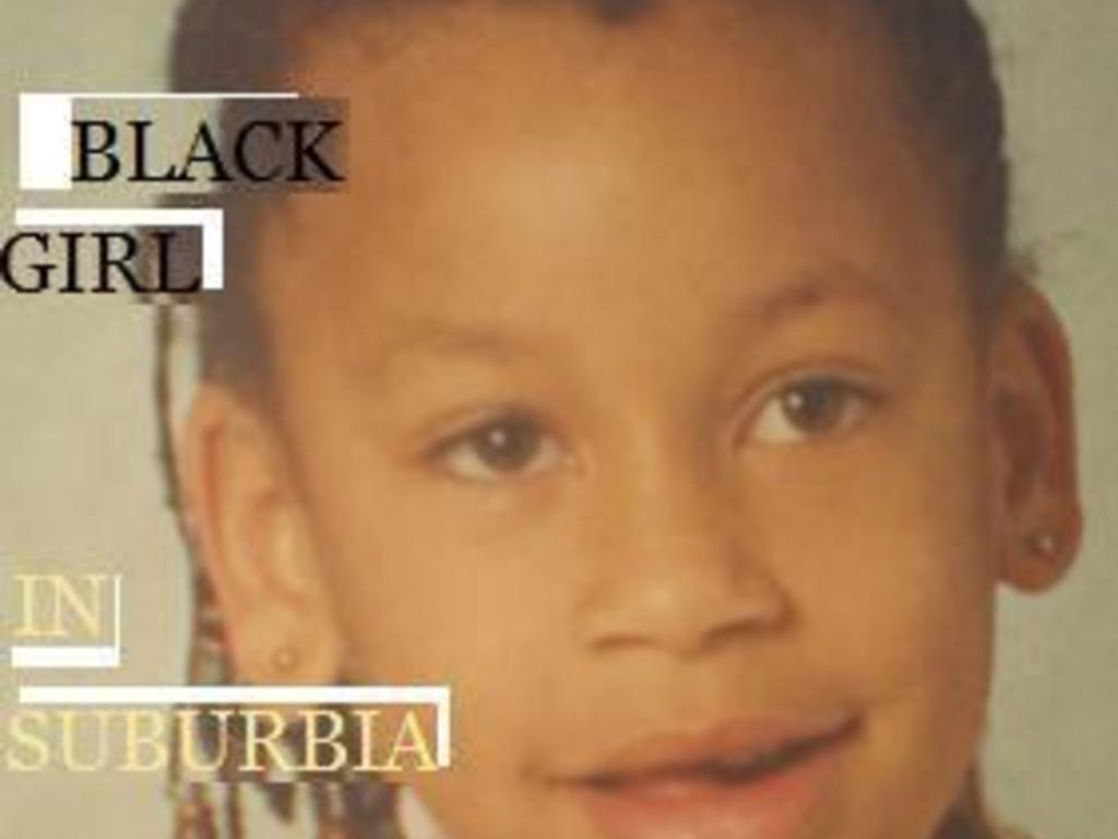 Black Girl In Suburbia (To the Finish Line!!)'s video poster