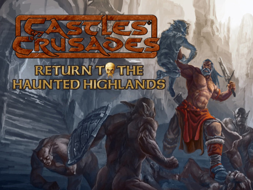 Castles & Crusades Return to the Haunted Highlands's video poster