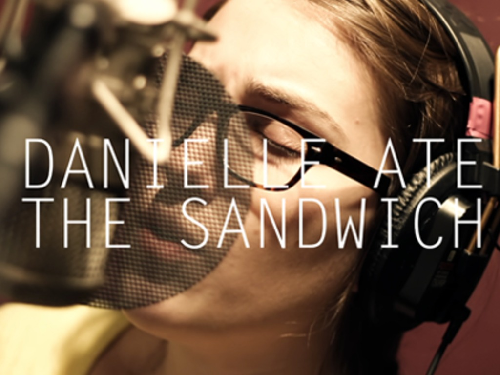 Help Danielle Ate the Sandwich Make Her New Album!'s video poster