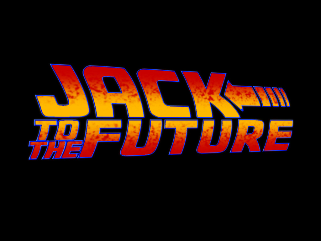 Jack to the Future (working title)'s video poster