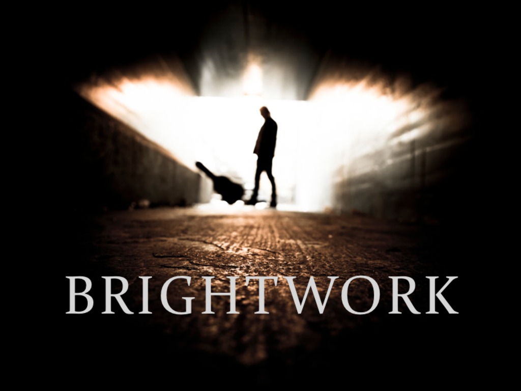 """Brightwork's First """"Full-Length"""" Album - 2014's video poster"""