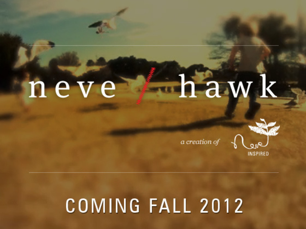 Neve + Hawk by Neve Inspired - Debut Collection For Kids's video poster