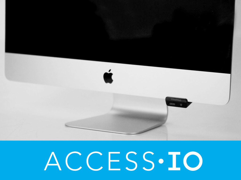 Snowmous | Access IO for the new Apple iMac's video poster