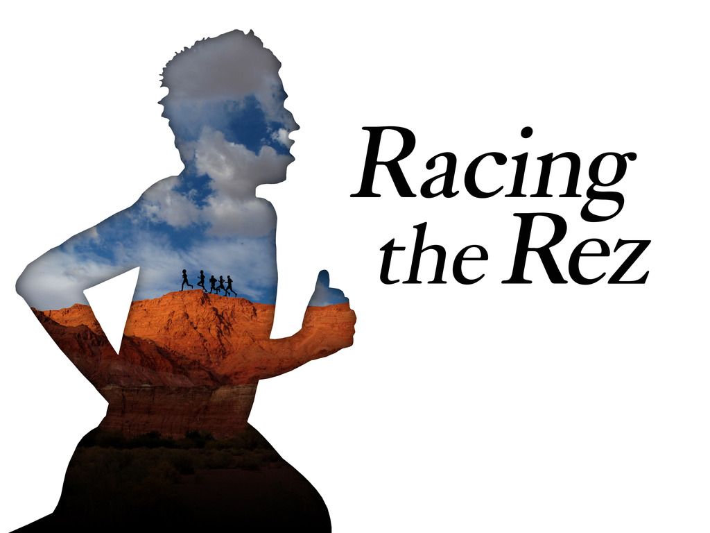 Racing the Rez - a documentary's video poster