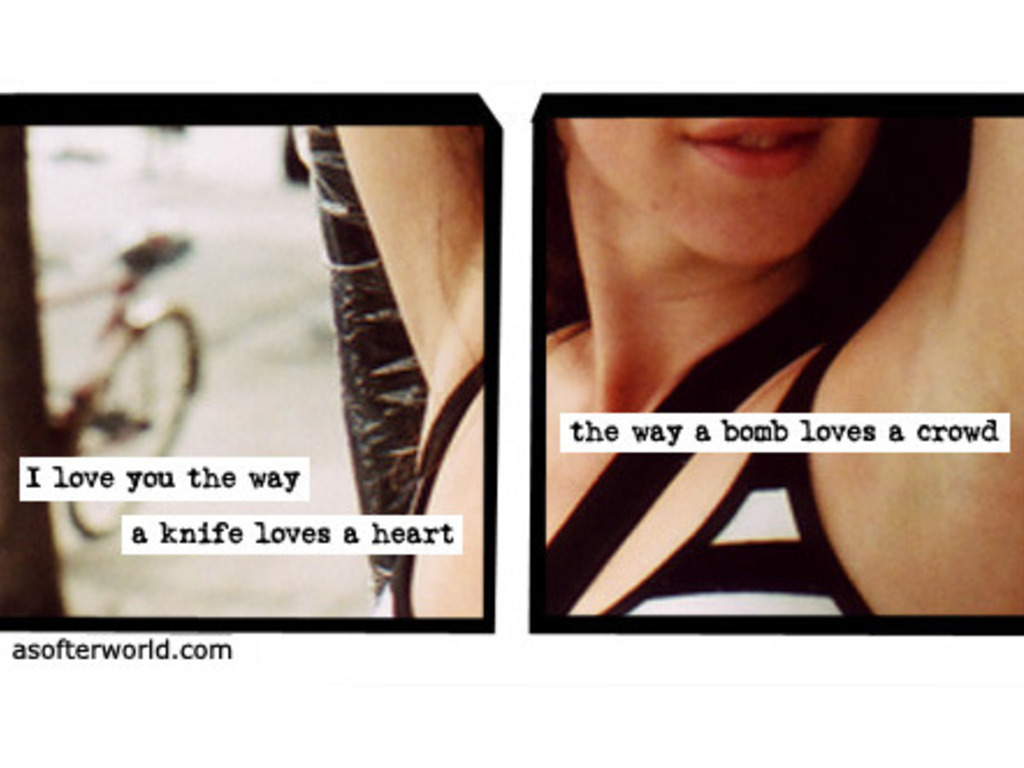 A Softer World 4: Let's Do Something Wrong's video poster