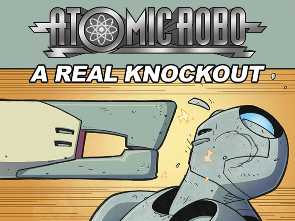 Atomic Robo Needs You! Tesladyne Recruitment Drive!'s video poster