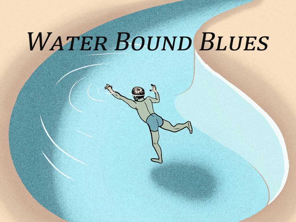 Water Bound Blues's video poster