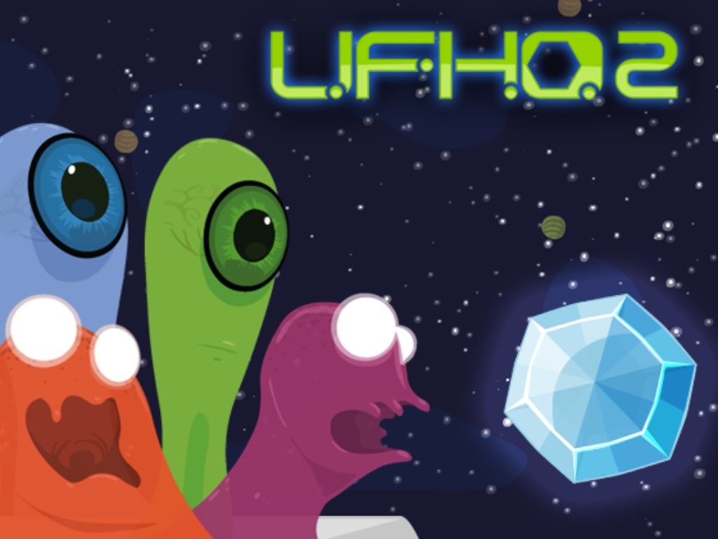 UFHO2 - A Turn-based Strategy Game's video poster