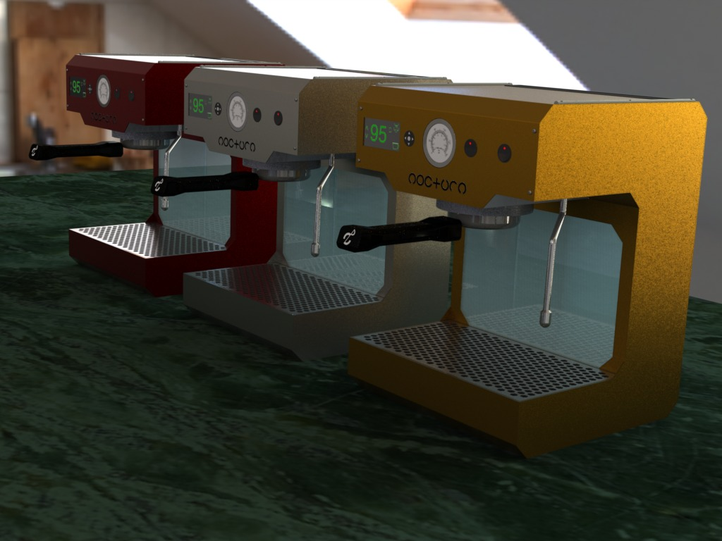 PID-Controlled Espresso Machine's video poster