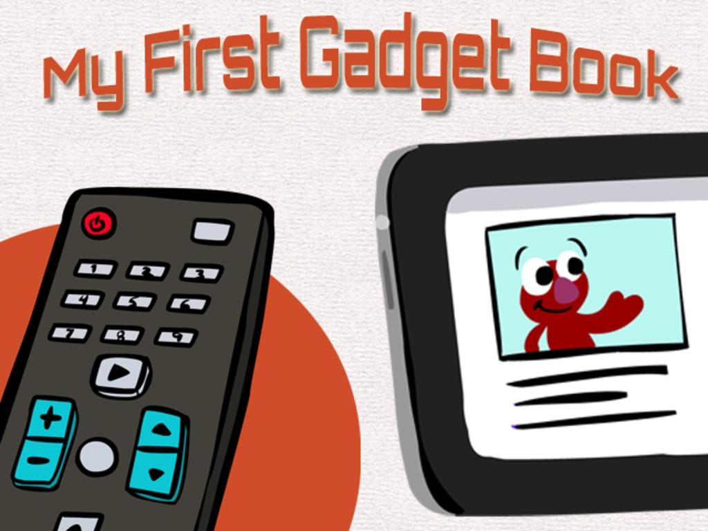 My First Gadget Book's video poster