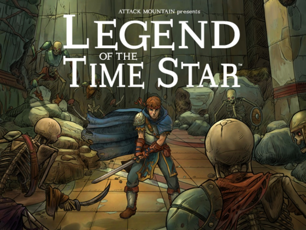 Legend of the Time Star: A Retro Action RPG's video poster