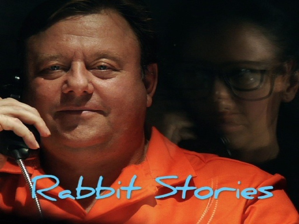 Rabbit Stories: a feature film's video poster