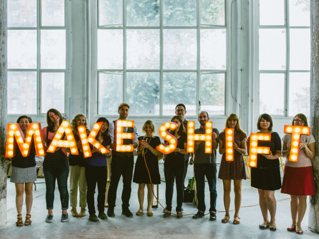 Makeshift Society: Coworking and Community in Brooklyn's video poster