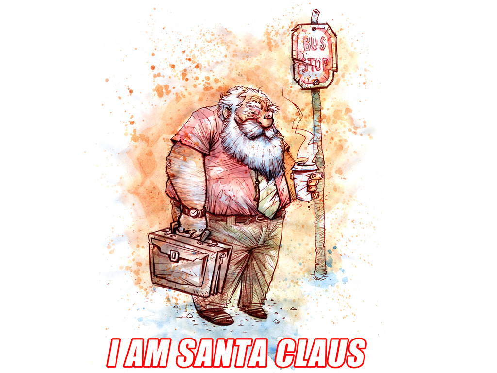 I Am Santa Claus's video poster