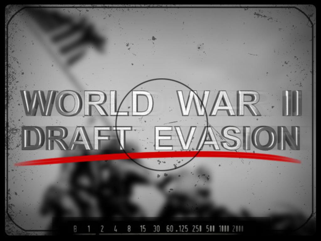 Evasion - A Short Film's video poster