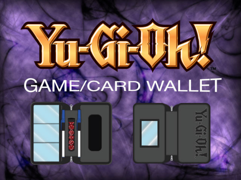 The Exclusive Yu-Gi-Oh! Game/Card Wallet's video poster