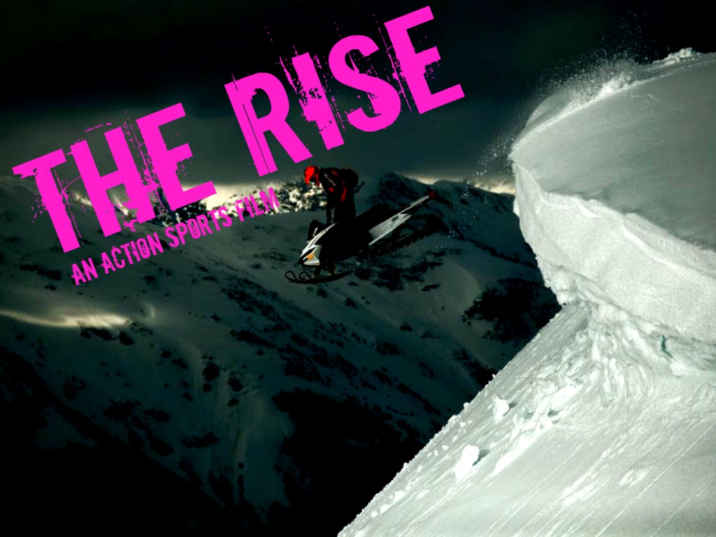 The Rise - Snowmobile Documentary's video poster