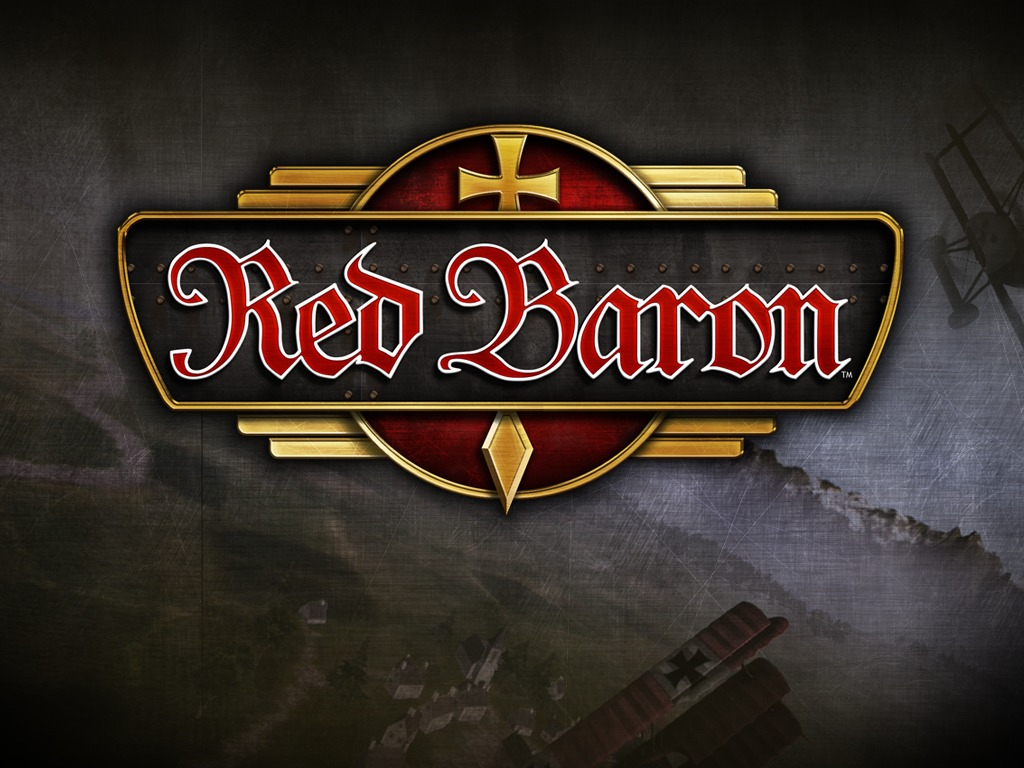 Red Baron's video poster