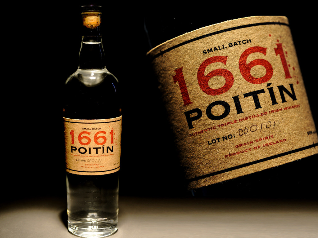 1661 Poitín: Small Batch Traditional Irish Spirit's video poster