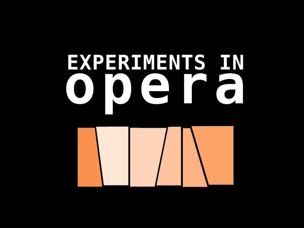 Experiments in Opera Festival on 1/16/12's video poster