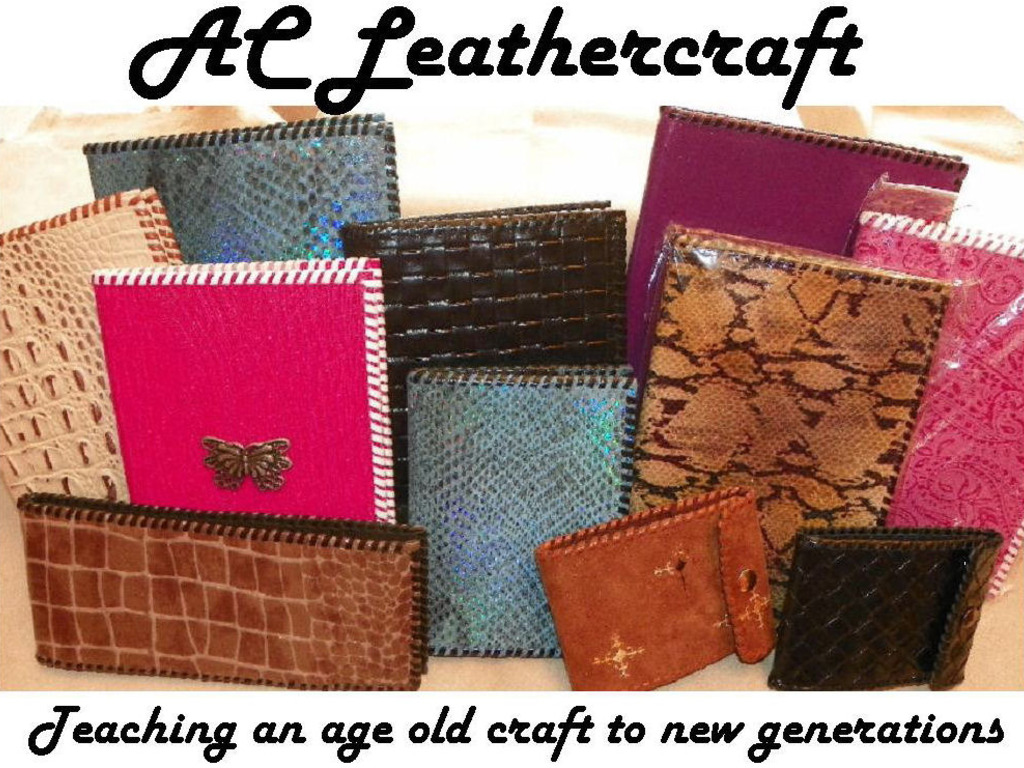 ACLeathercraft for Affordable, Durable Luxury Leather Goods's video poster