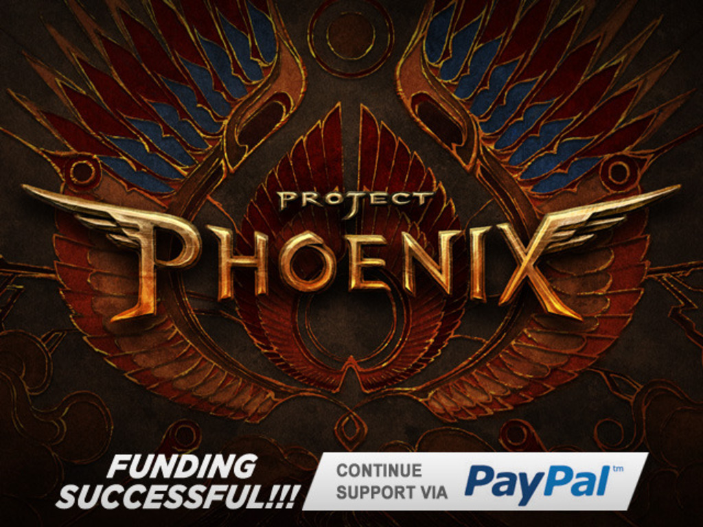 【Project Phoenix】 Japan's indie RPG feat. AAA talent!'s video poster