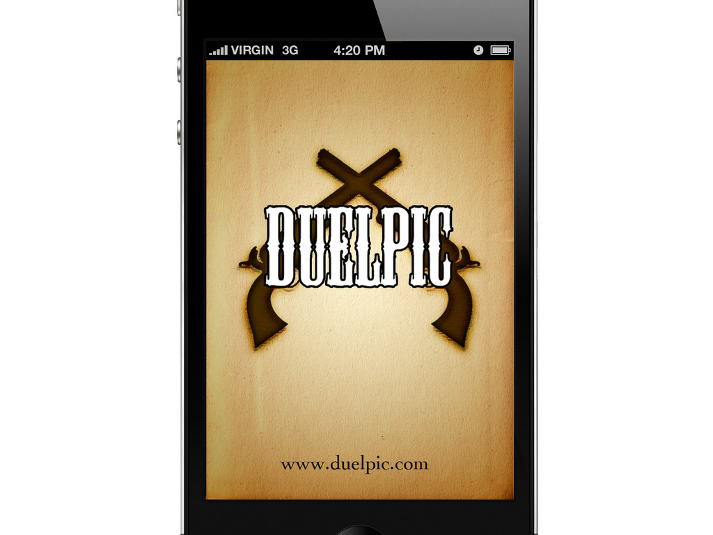 DuelPic - Photo Contest iPhone Application's video poster