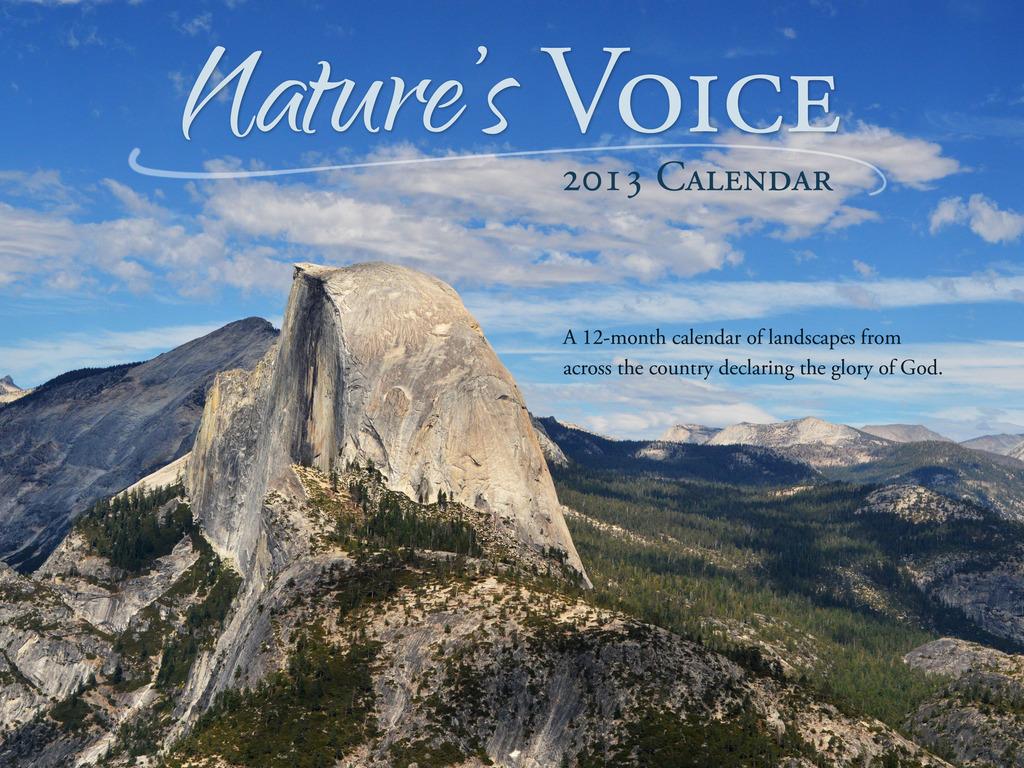Nature's Voice 2014 Calendar's video poster