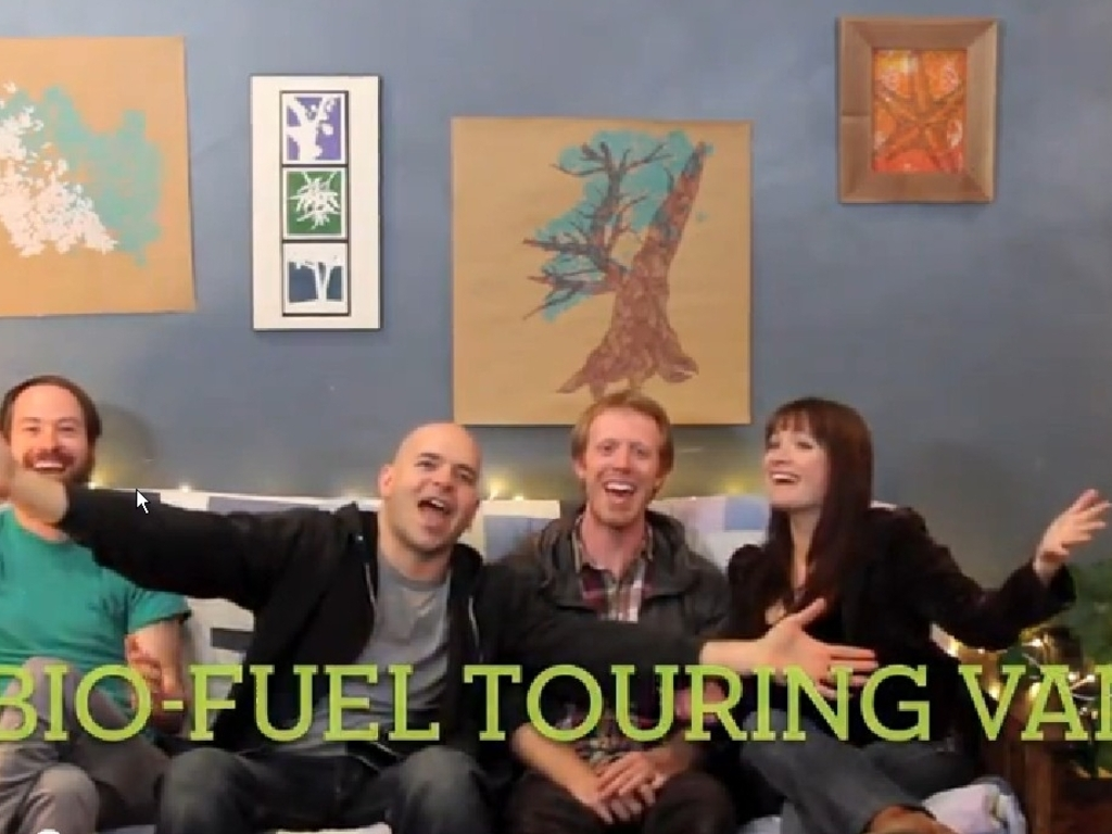 Wes Swing - Sustainable Touring Project's video poster