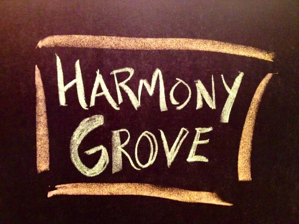 Harmony Grove's video poster