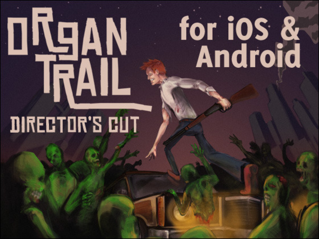 Organ Trail: Director's Cut's video poster