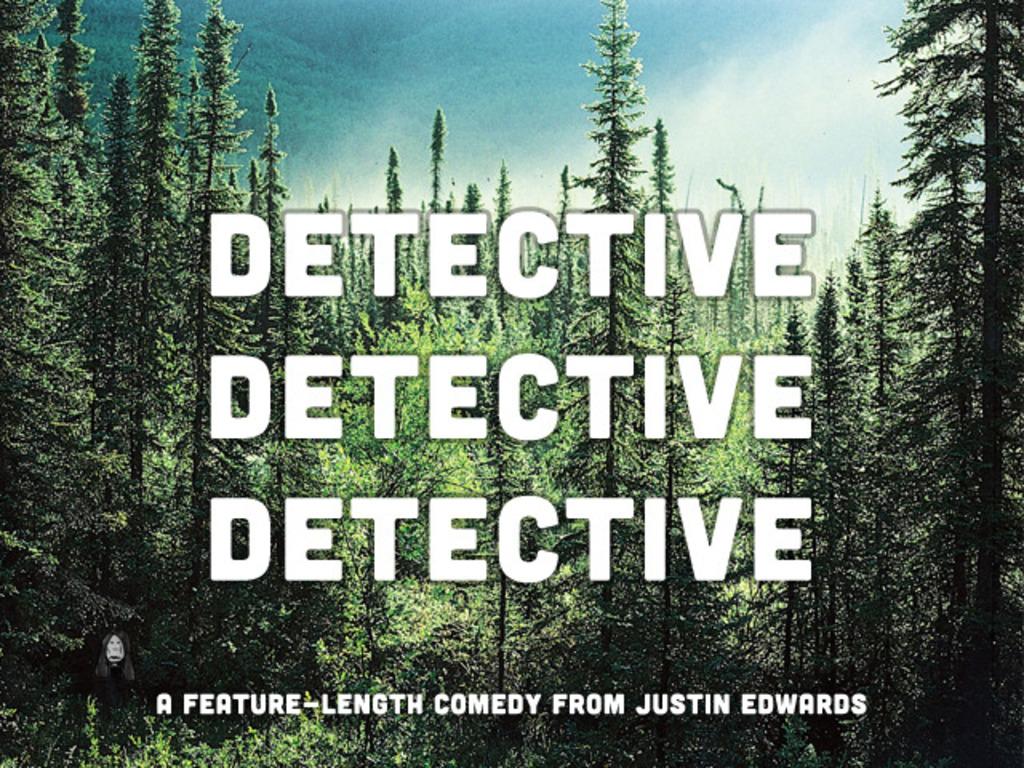 Detective Detective Detective's video poster