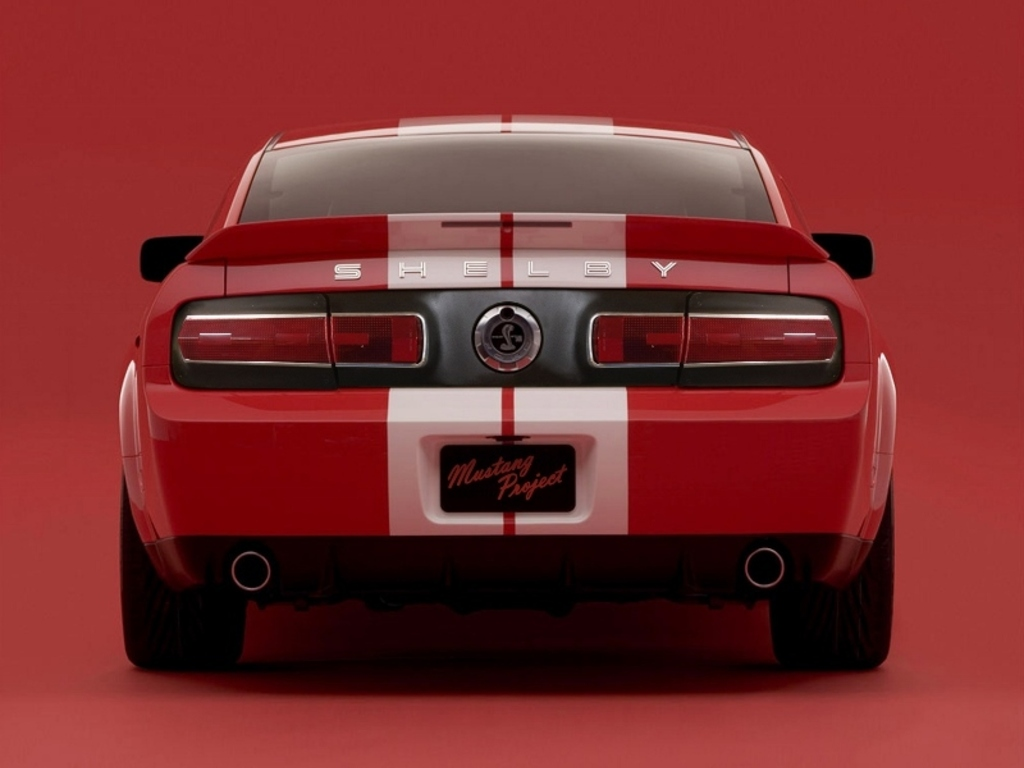05- 09 Mustang Shelby Tail Light Conversion Kit's video poster