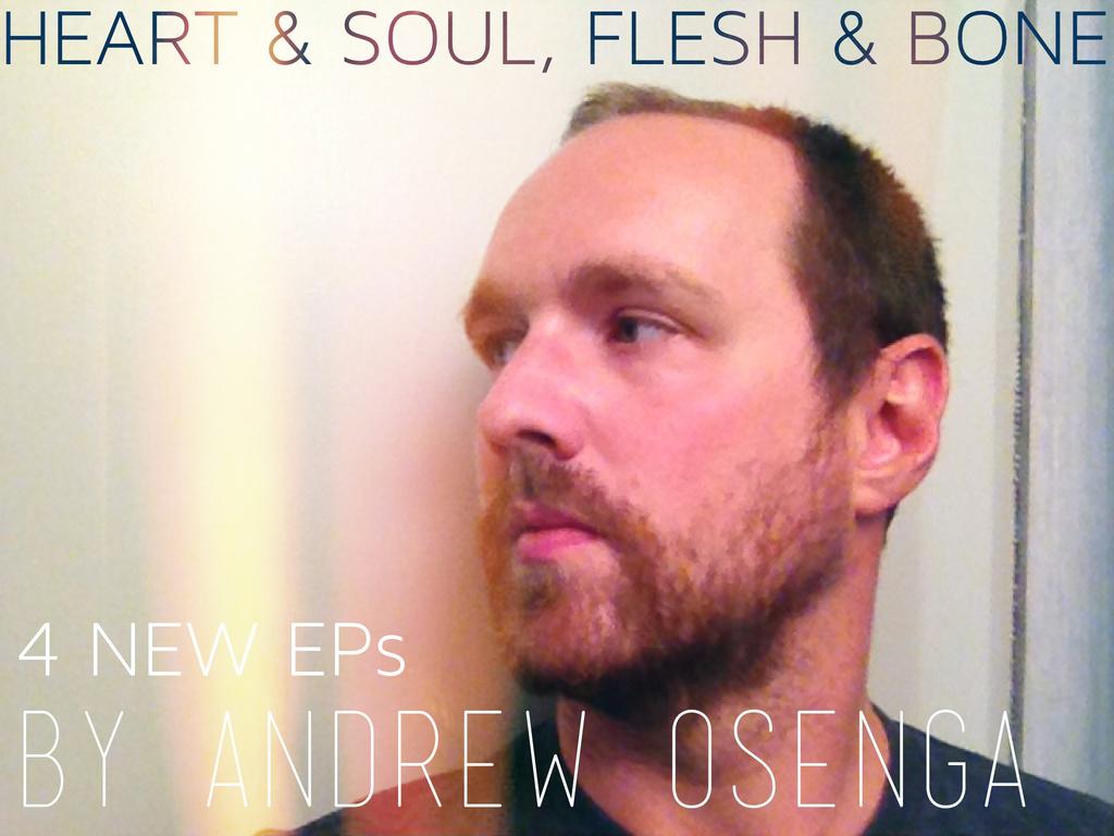 Heart & Soul, Flesh & Bone :::: Four New EPs, Four Genres's video poster