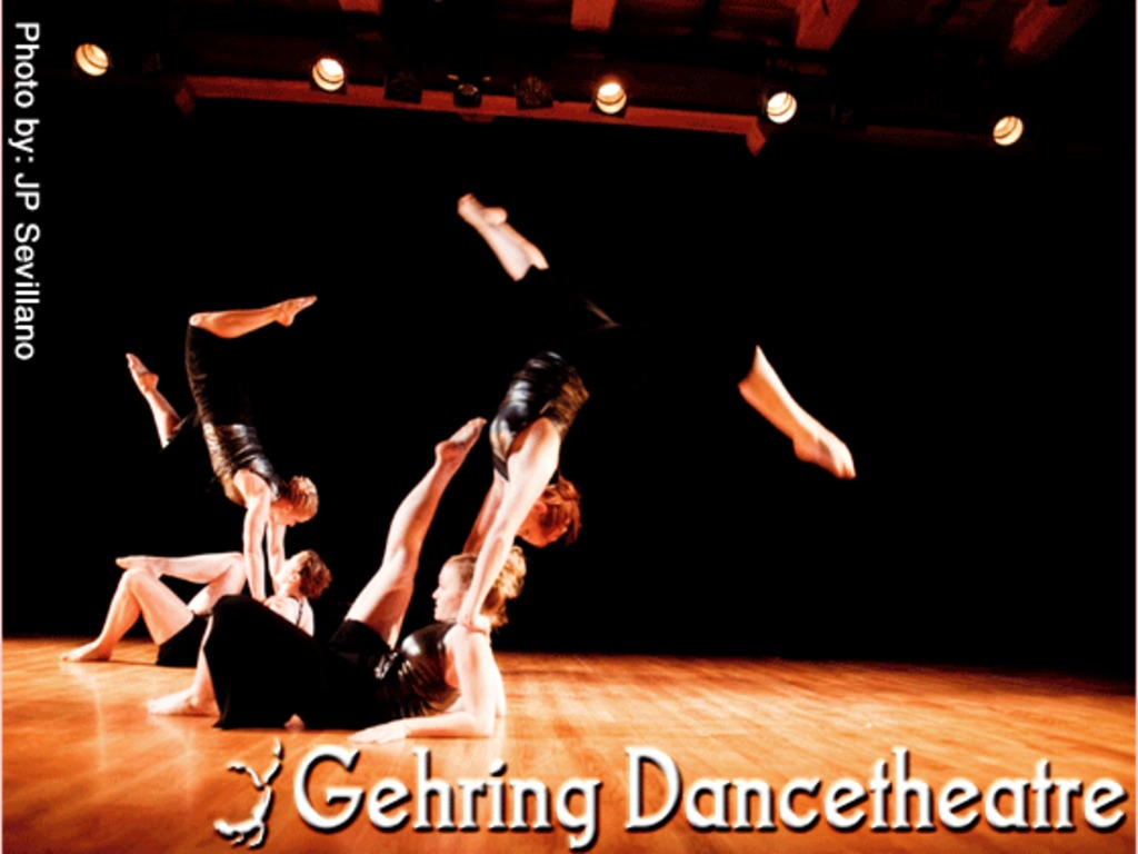 Send Gehring Dancetheatre to perform at the Edinburgh Fringe Festival in Scotland!'s video poster