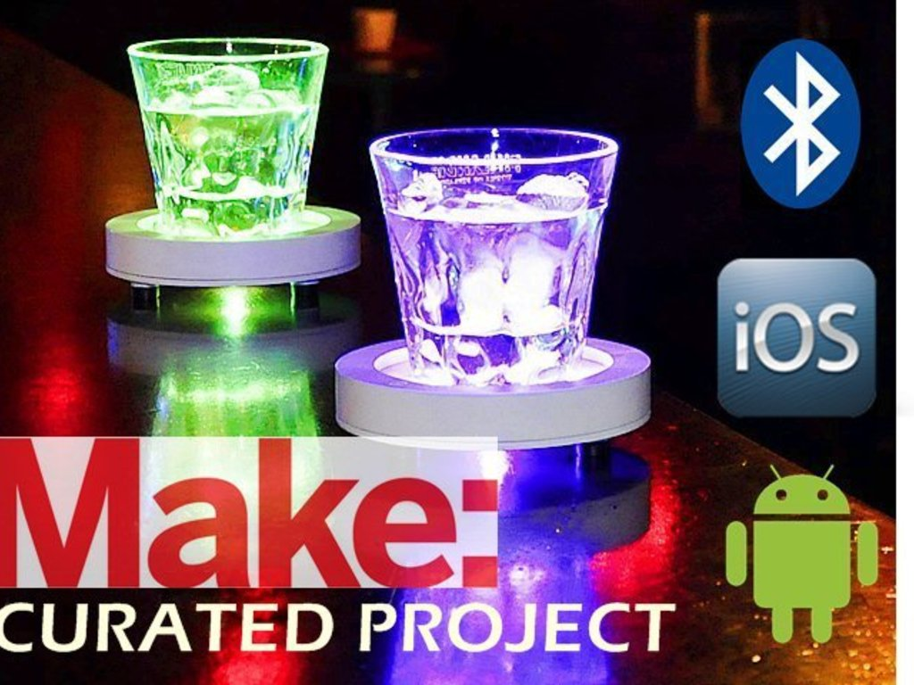 LEDDIE: LED light & visual notifications for iOS and Android's video poster