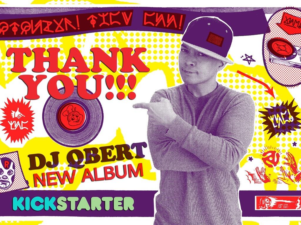 DJ QBERT NEW ALBUM PRE-ORDER: EXTRATERRESTRIA / GALAXXXIAN's video poster
