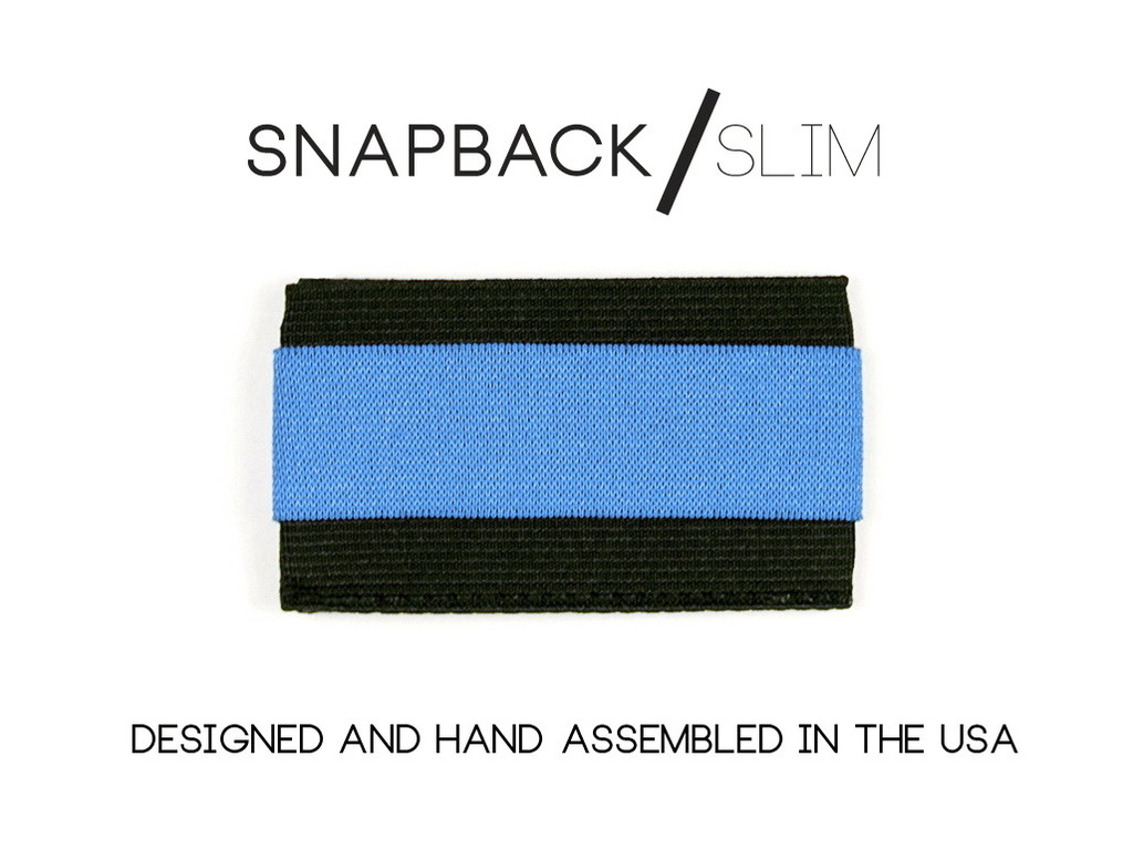 Snapback Slim Wallet - Minimal size, maximum potential.'s video poster