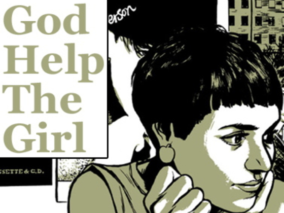 God Help The Girl - Musical Film's video poster