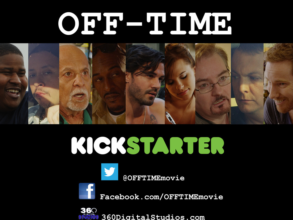 OFF-TIME Feature Film's video poster