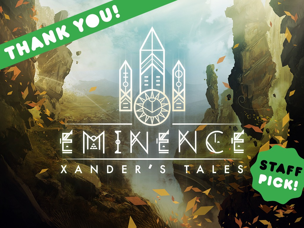 Eminence: Xander's Tales (TCG/MMORPG)'s video poster