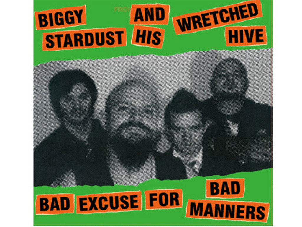 Biggy Stardust and his Wretched Hive's video poster