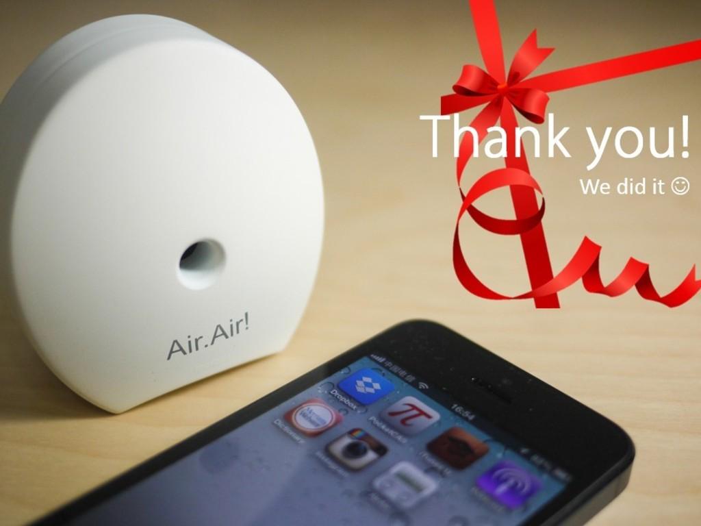 Air.Air! ~ Portable Air Quality Detector's video poster
