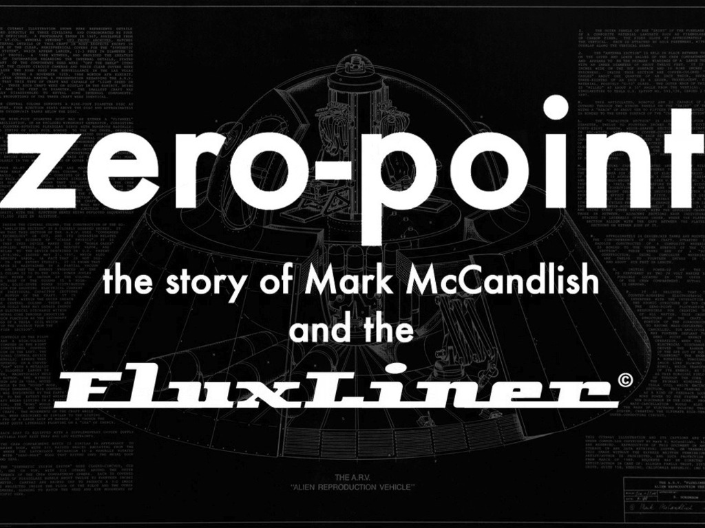 Zero-Point feature documentary's video poster